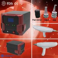 Best 1064nm/532nm portable home laser tattoo removal machine for tattoo removal wholesale