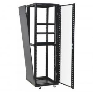 Best 42u 37u Perforated Door Network Equipment Rack Floor Standing Data Center Cabinet wholesale