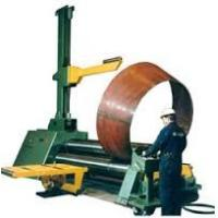 Best Stainless Steel Plate Roll With High Accurate End Pre - Bend , Bending Roller wholesale
