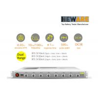 Best Dual Range Battery Neware Battery Tester 0.05% FS High Accuracy For MA Coin Cell wholesale