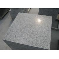 Buy cheap G383 Pearl Flower Granite Stone Flooring Grey Granite Wall Tiles For Wall from wholesalers