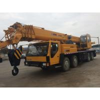 Best 50 Ton XCMG QY50K -II Second Hand Truck Cranes 57.7m Lift Height 17° Angle wholesale