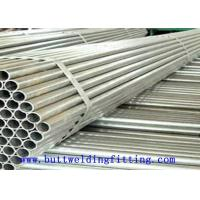 Best 15Mo3 13CrMo44 Nickel Alloy Pipe / Seamless Alloy Steel Tube A335-P1 DIN17175 wholesale