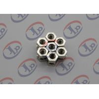 Best Swiss Turning Nickel Plating 1214 Iron Hexagonal Nuts , Order Custom Machined Parts  wholesale