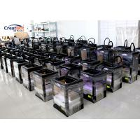 Best Glass Ceramic Creatbot DX Series 3D Printer With Filament Checking Touch Screen wholesale
