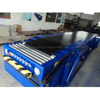 Best 4 Stages Telescopic Belt Conveyors for loading 50kg bags into containers,trailers,trucks wholesale