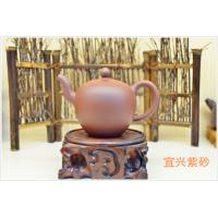 Best Purple Clay Yixing Zisha Teapot Home Use Eco - Friendly 180ml SGS Certification wholesale
