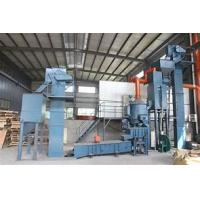 Best 3T Capacity Coated Sand Production Line Vertical Shaft Coating Drying Drum Sand Machine wholesale