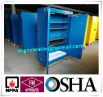 Best Flammable Liquid Storage Cabinet, fireproof safety storage cabinets, yellow cabinetst wholesale