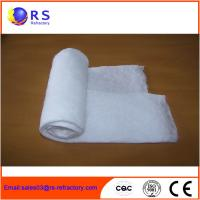 Best High Purity Ceramic Fiber Blanket Refractory Materials For Furnace Fire Protection wholesale
