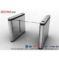 Best Fingerprint Drop Arm Turnstile Road Access Control Electronic Barrier Gates With CE approved wholesale