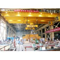 China 5-36m Span Workshop Overhead Crane , Yello Blue Electric Overhead Travelling Crane on sale