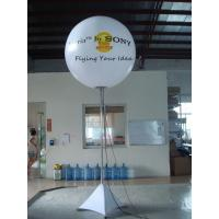 Cheap Two Sides 1.5m Inflatable Lighting Balloon Digital Printing For Event for sale