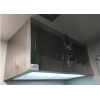 Best Cleanroom Professional Ceiling And Wall Laminar Flow Air Diffusers With HEPA Filters wholesale