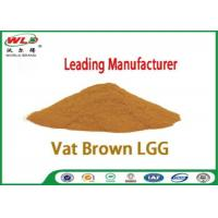 Best Professional Synthetic Dyes Vat Brown Lgg Natural Textile Dyes Eco Friendly wholesale
