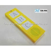 China Plastic ABS material ABC Alphabets Sound Module For Child Sound Book, Child Board Book. on sale