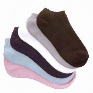 Best Women's Cotton Short Ankle/Boat Socks, Measures 35 to 39 wholesale
