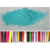 Best Ral Colors Epoxy Coating For Rebar , Thermoset Metallic Silver Powder Coat wholesale