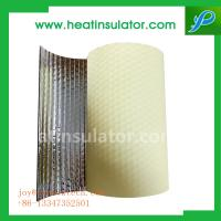 Buy cheap Warm floor Flashing Energy Conservation Bubble Foil Insulation from wholesalers