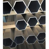 Aluminium extruded profiles, new product, anodized finish