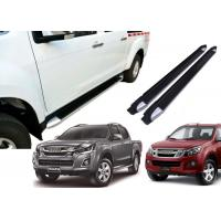 Best ISUZU Pick Up D-MAX 2012 2016 Auto Accessories OE Style Side Step Bars wholesale