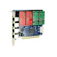 Cheap 4 ports asterisk fxo fxs card,ippbx pci card for sale