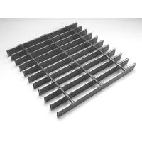 Best Ditch Cover Stainless Steel Grating 304 Plain Bar Custom Cross Bar Spacing wholesale
