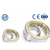 Best Single Row Cylindrical Roller Bearings N214 Chrome Steel GCR15 Material For Machinery wholesale