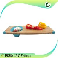 Best cutting board with colander wholesale