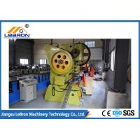 Best 30KW Full Automatic Strut Channel Roll Forming Machine Equipped Automatic Puncher wholesale