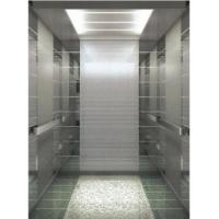 Best High Speed Automatic Passenger Elevator , Hairline Stainless Steel Elevator wholesale