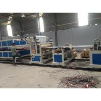 Best Coil Coating Aluminum Composite Panel Production Line 1.0mm - 5.0mm  thickness 1220mm - 2050mm width wholesale
