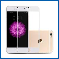 China Apple Iphone 6S Full Anti Scratch Mobile Phone Screen Protector With Curved Edge on sale