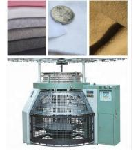 Buy cheap Durable Single Jersey Circular Knitting Machine , High Speed Circular Pile from wholesalers