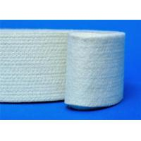 Buy cheap White Color Endless Felt Polishing Belt , High Temp Felt Smooth Surface from wholesalers