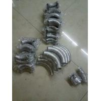 Buy cheap 3D 3 1/2'' SCH 80 Ti Alloy R50550/GR.3 ASTM Stainless Steel Elbow Long Radius 90 from wholesalers