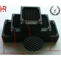China 120mm length computer cpu liquid cooling copper radiator on sale