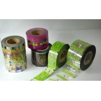 Quality Food Grade Plastic Roll Film For Automatic Packaging Machine wholesale