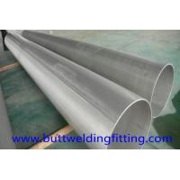 Best Hot Rolled Nickel Alloy Pipe SCH40 20'' ASTM B622 N10675 Ni-Mo-Cr-Fe Alloy N10242 wholesale