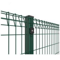China Powder Coated / Galvanised Wire Mesh Fencing , Security Mesh Fence PanelsBanksia Type on sale
