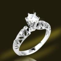Buy cheap Ring Valentine′s Day Wedding Ring 925 Sterling Silver Jewellry Sg3465 from wholesalers