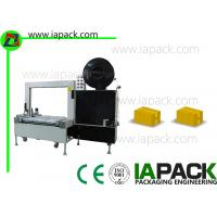PLC Secondary Packaging Machine Fully Automatic Strapping Machine
