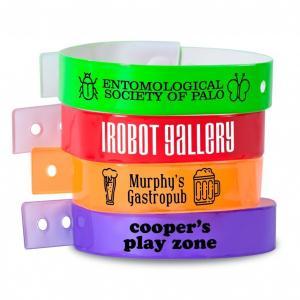 Best Vinyl Regular Wristbands festival wristbands for sale wholesale