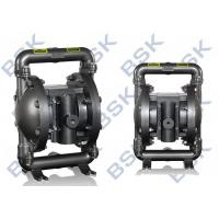 Cheap Stainless Steel Double Diaphragm Pump Air Driven With Low Pressure for sale