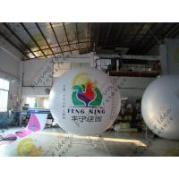 Cheap Eye - Catching Inflatable Advertising Balloon Digital Printing for Exhibition for sale