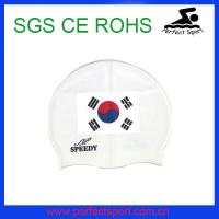 Best Cheap wholesale silicone national swim caps wholesale