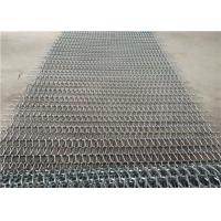 Best Heat Resistance Stainless Steel Wire Mesh Conveyor Belt With Chain wholesale