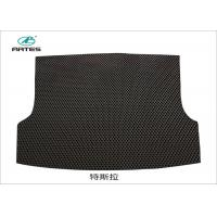 Best Colorful large pvc waterproof anti-slip car trunk mat all brand car can be customized fit wholesale
