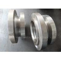 Buy cheap A350 LF2 Class 1 Ball Valve Cover Ball Forging  Q + T Heat Treatment Rough Machining from wholesalers