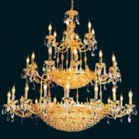 Buy cheap Crystal Pendant Chandelier, European Style from wholesalers